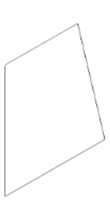 CIH 5120-5250 MAXXUM LEFT WINDOW SEAL