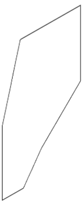 CIH 5120-5250 MAXXUM LEFT DOOR SEAL