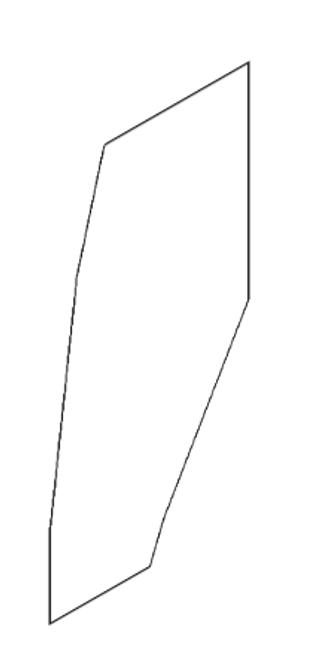 SCIHMX100 RH DOOR SEAL
