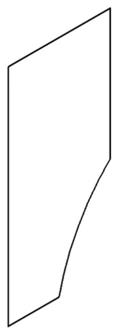 SJD6100 LEFT DOOR