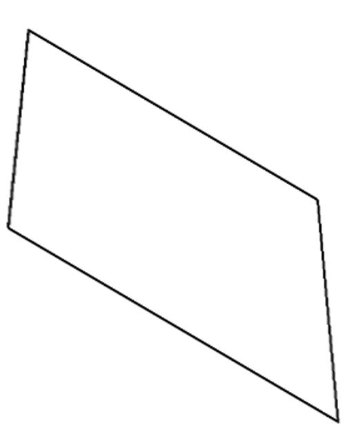 SJD7200 REAR WINDOW
