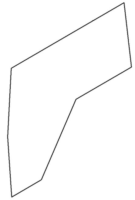 SMF2675 LH DOOR SEAL