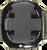 CIH SPX 3320  PATRIOT SPRAYER  DLX TAN HEADLINER