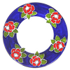 Roses Salad Plate
