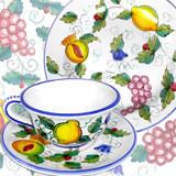 Frutta Piena Italian pottery