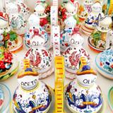 Oil and Vinegar Deruta ceramics