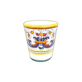 Ricco Deruta limoncello pottery cup