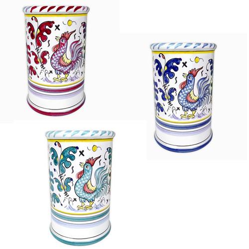 Pottery Store Of Jar Italian Deruta