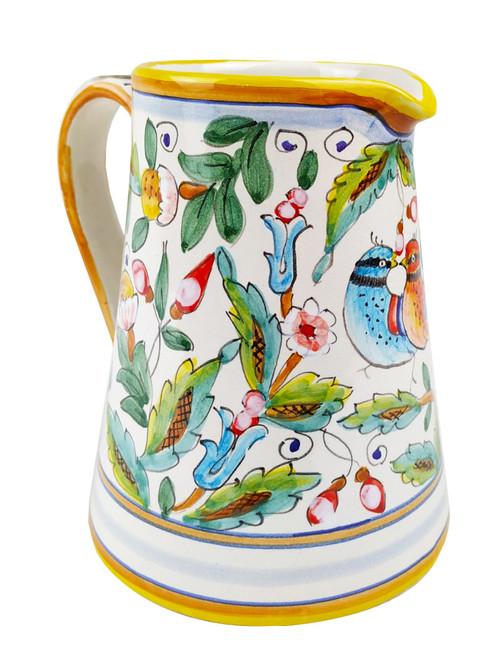 Jug vase Love Birds
