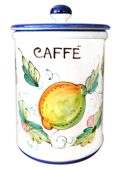 Ceramic Coffee Jar