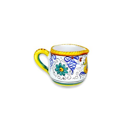 Ceramic milk jug