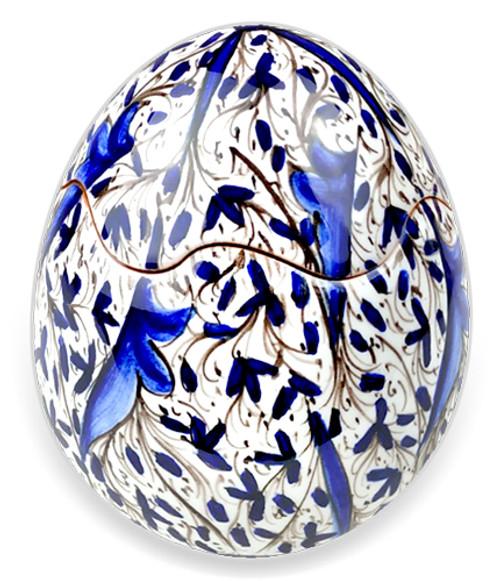 Pottery box Blu.