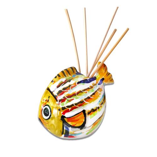 Pottery fish rainbow Home fragrances