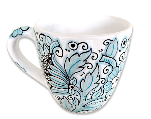 "Ceramic Tea cup ""Dew"" Collection"