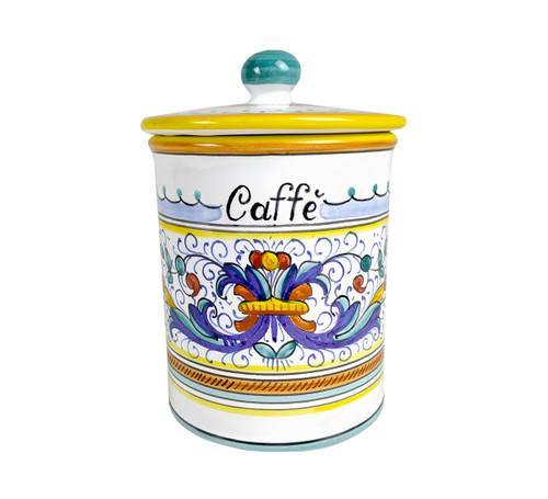 Coffè jar ricco Deruta
