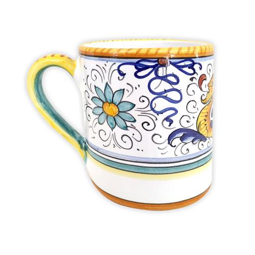 Raffaellesco Mug, Mod Deruta Italy