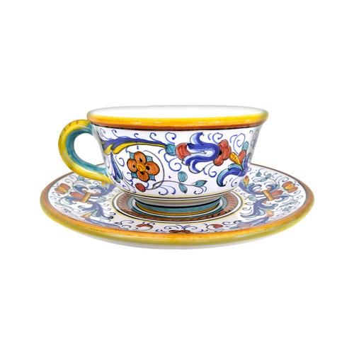 Deruta pottery Tea Cup Ricco deruta