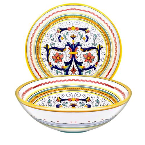 Ricco Deruta Pottery bowl