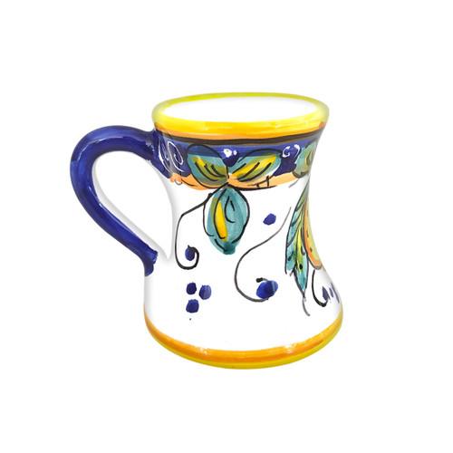 Pottery limoncello Alcantara