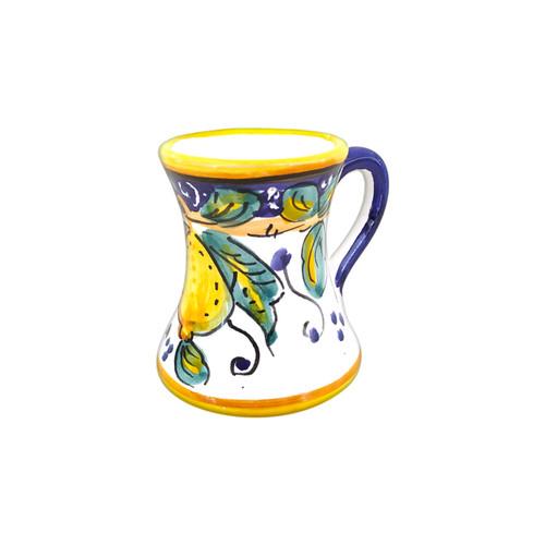 Limoncello cup deruta