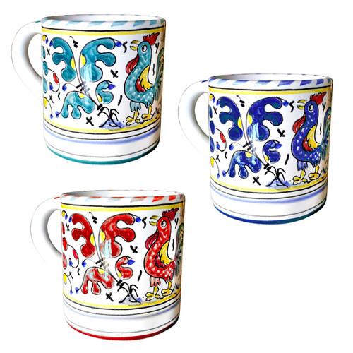 Pottery Mug Orvieto