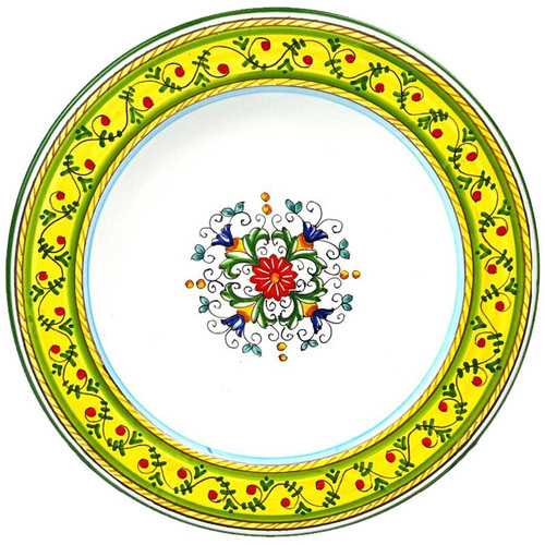 Sara collection Dinner plate of Pottery