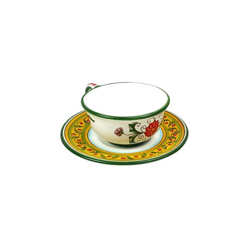 Tea cup and Saucer Sara Design