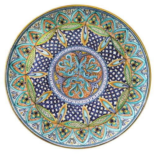 Buy italian pottery plates Vario