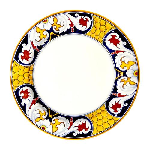 Italian ceramic plates Vario handmade