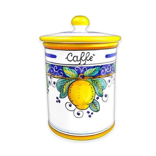 Jar Ceramics Coffe Alcantara