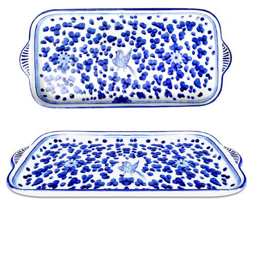 Ceramic Tray Arabesco