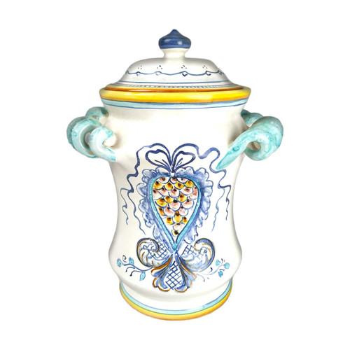 Deruta Ceramic Pharmacy Jar