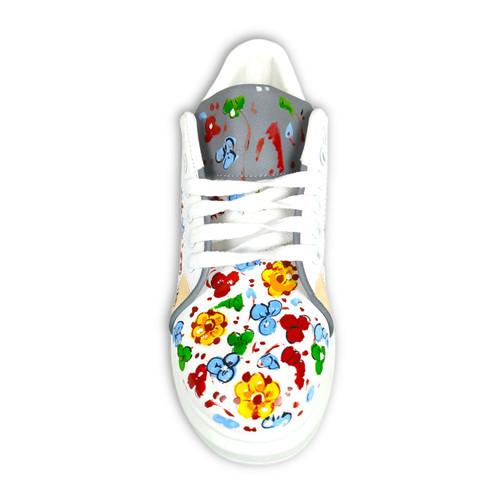Arabesco shoes hand painted MOD