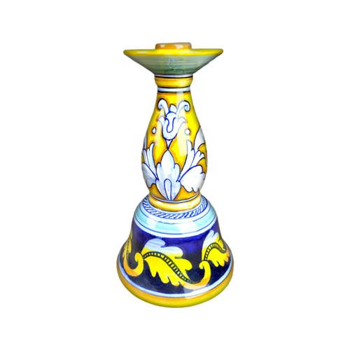 Italian Ceramic Candlesticks