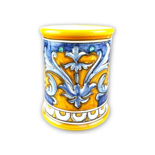 Utensil holder Deruta Ceramics