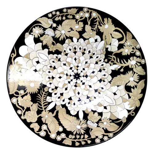 Italian pottery plates made in Deruta by Mod