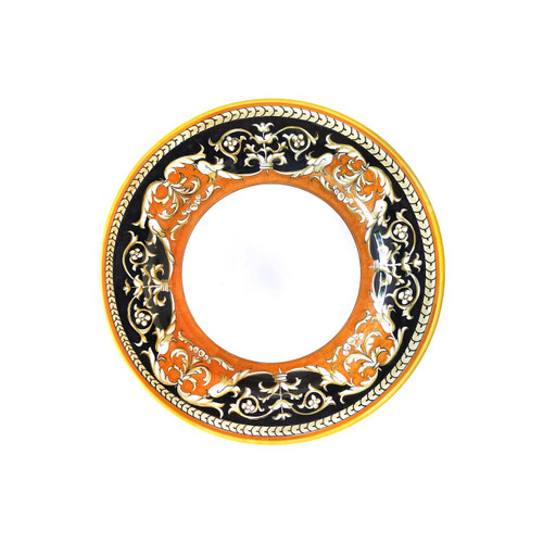 Italian pottery luxury salad plate for your tableware