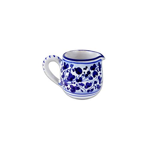 Milk Jug Arabesco Blu