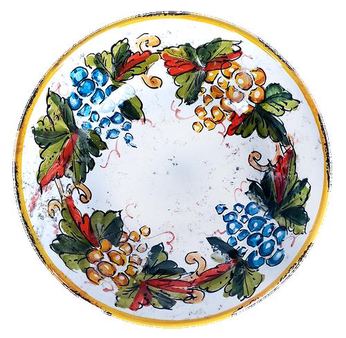Italian ceramics Pasta Bowl