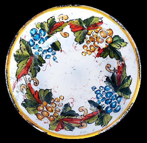 Italian ceramics pottery bowl
