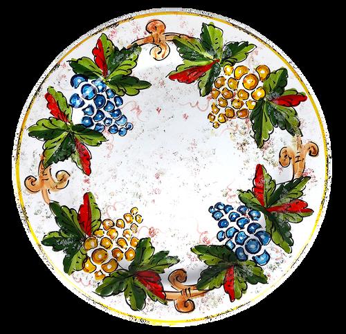 Plate Dinner ITALIAN CERAMICS