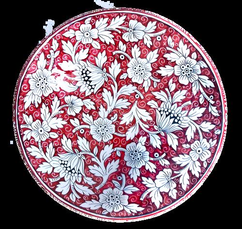 Floreale Carminio Centerpiece Bowl