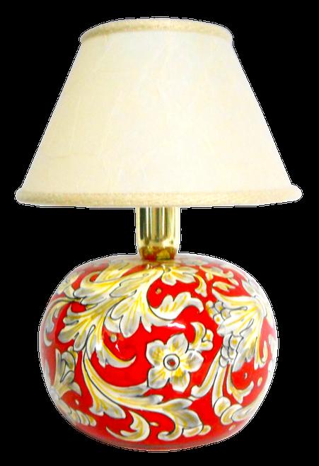 Foglie RosseTony Abat-jour  (lamphade not included)