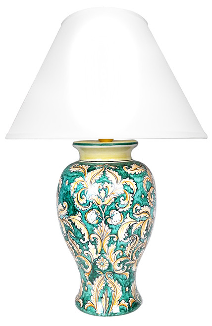 Foglie Ramina Lamp (Lampshade not included)
