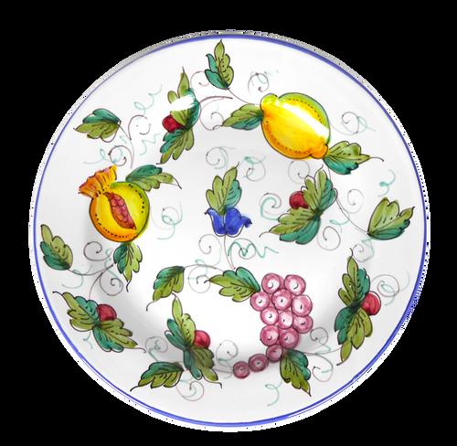 Salad Plate Light Fruits