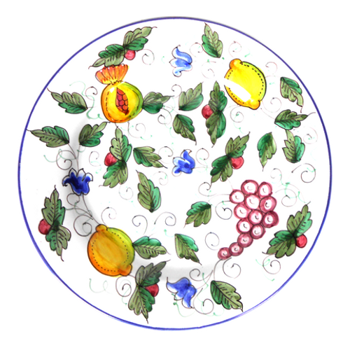 Dinner Plate Frutta Piena