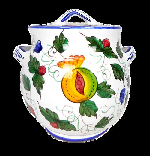 Frutta Piena Cookie Jar