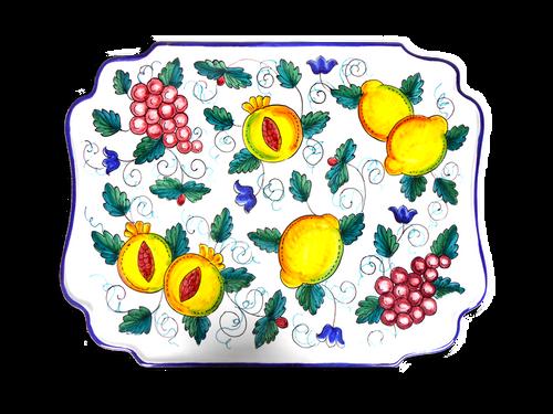 Placemat Light Fruits