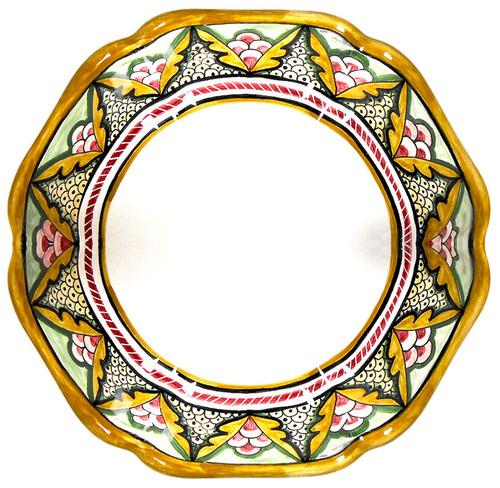 Deruta pottery bowl melagrano