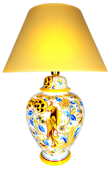 Bird of paradise Lamp form 1-16.5 Inches
